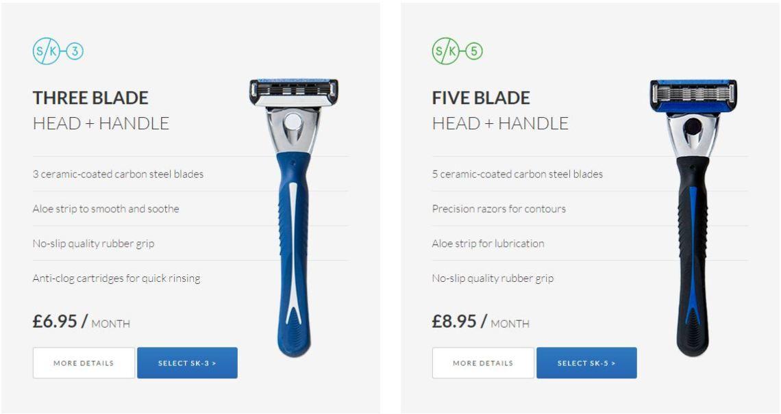 Five Blade